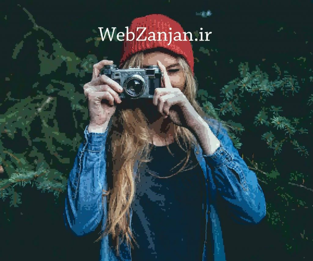 کسب درآمد با عکاسی make money with photography webzanjan.ir